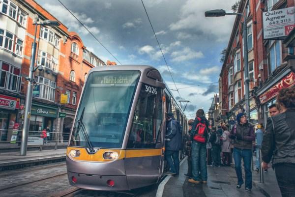 Dublin Metro Rush Hour