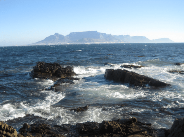 CapeTown Table Mountain