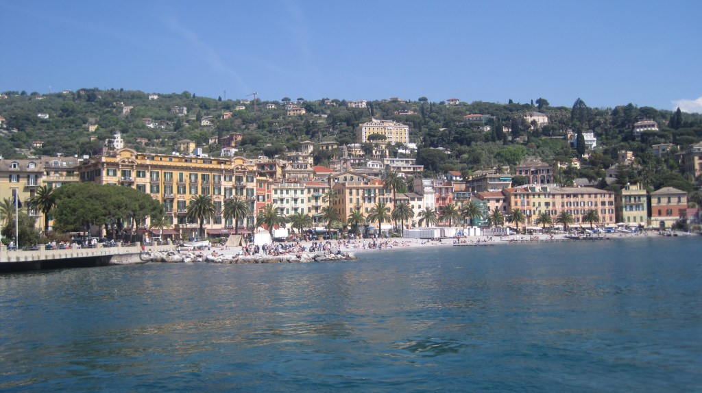 Cruise to the Italian Riviera