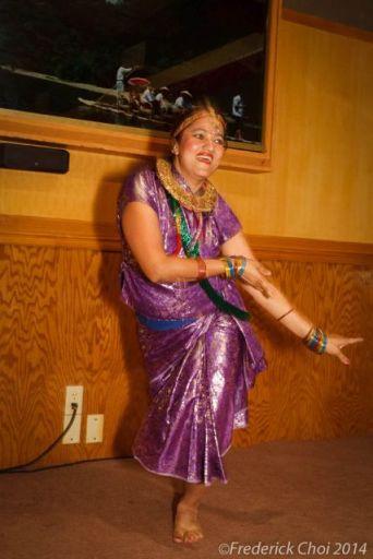 Rashmi Kharel one legged dancer