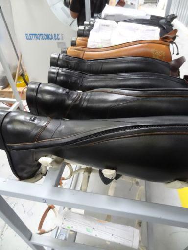 La Mundial custom riding boots
