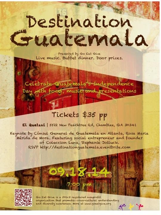 Destination Guatemala
