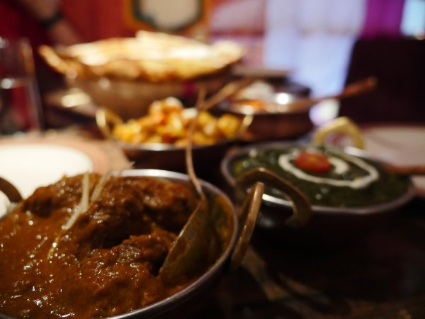 Indian food in Mongolia
