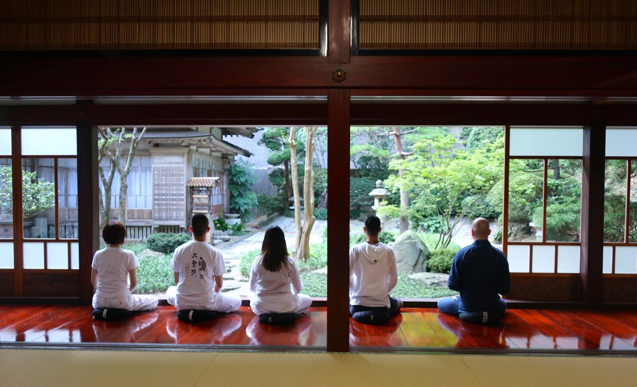 My Mountain Hermit Training in Japan