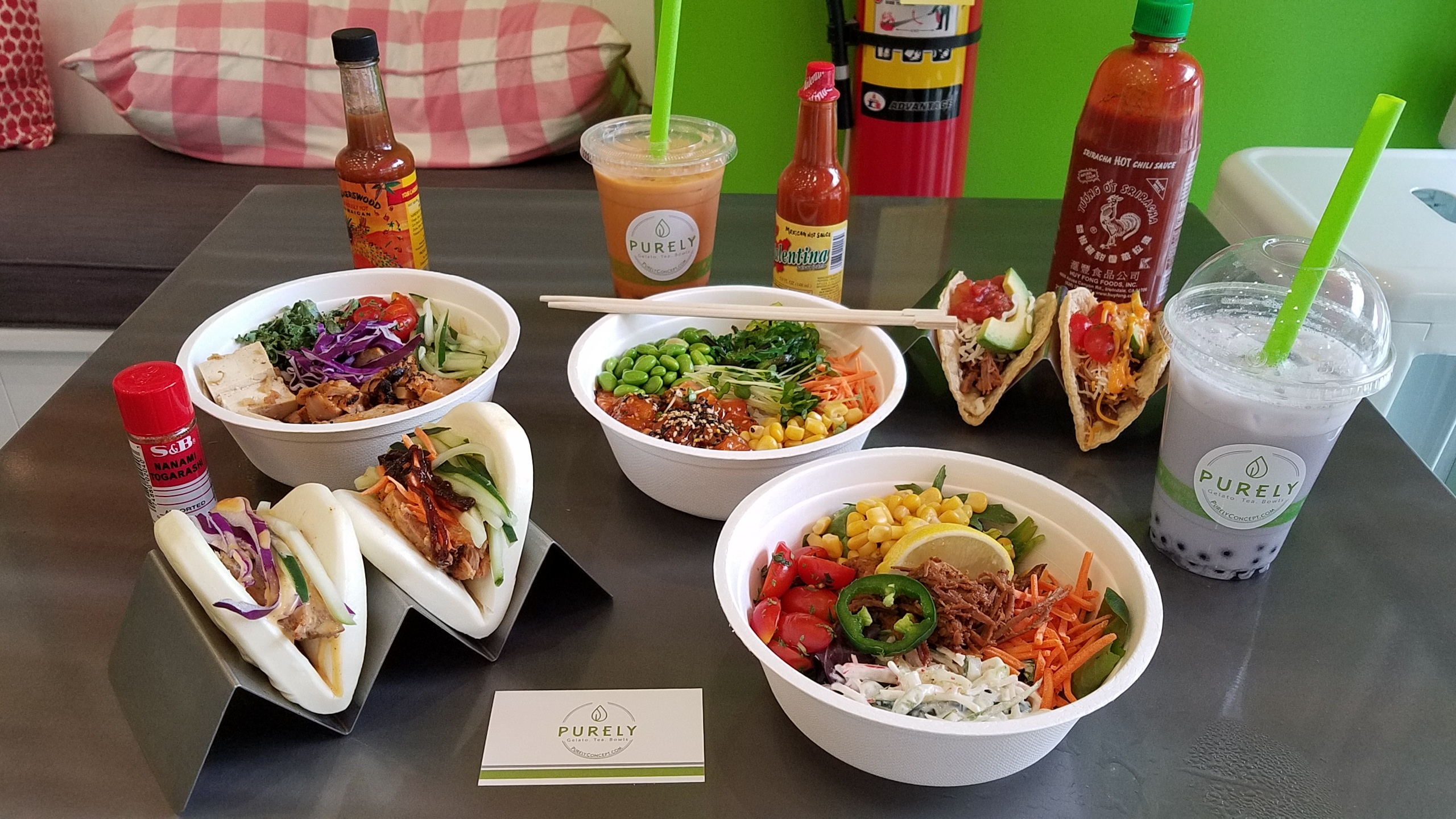 Want Fresh, Fast, and Healthy? Purely is the Place to Be