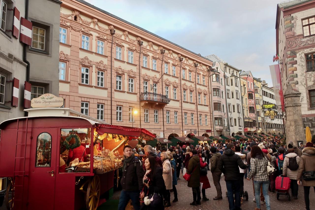 How To Celebrate Christmas in Innsbruck