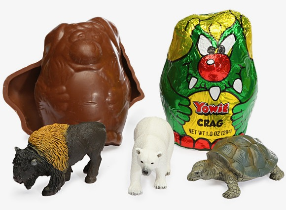 Yowie Chocolate Covered Toys