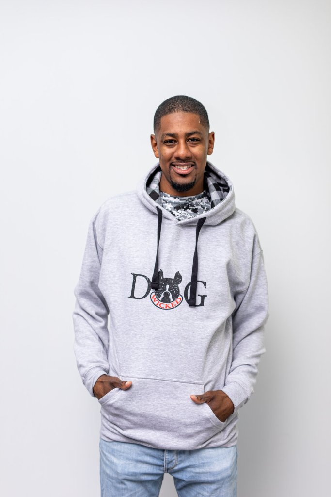 Wicked Dog Hoodie, A Gift that Gives Back