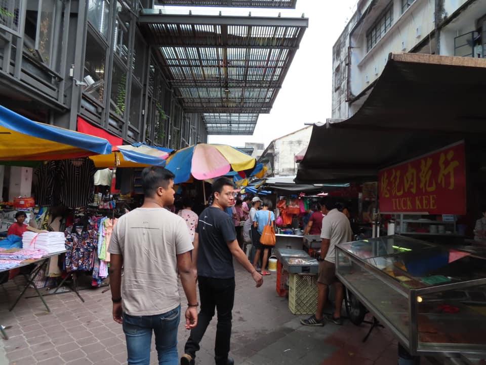 Traveling in Penang