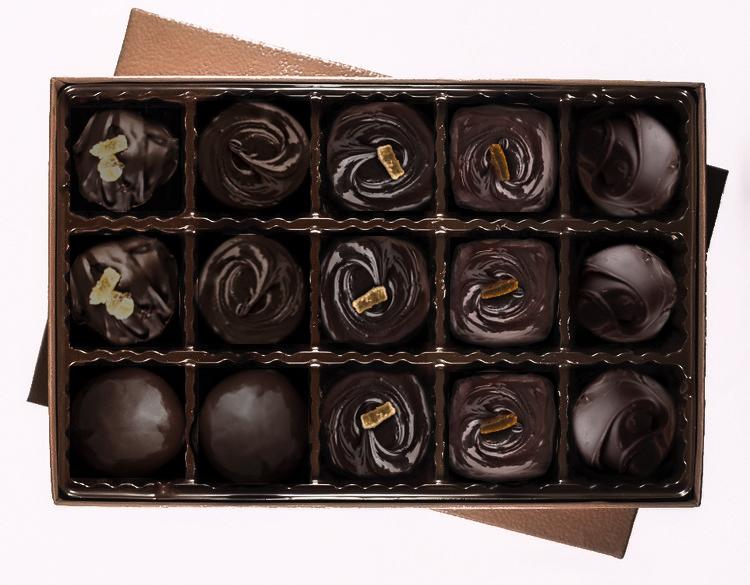 gluten free chocolate truffles