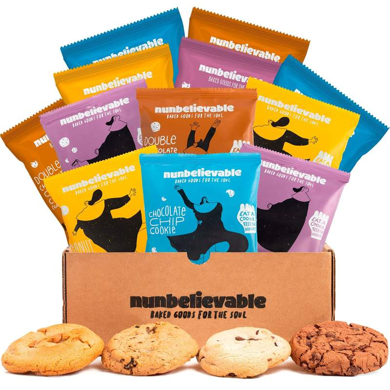 Nunbelievable cookies give back to the hungry