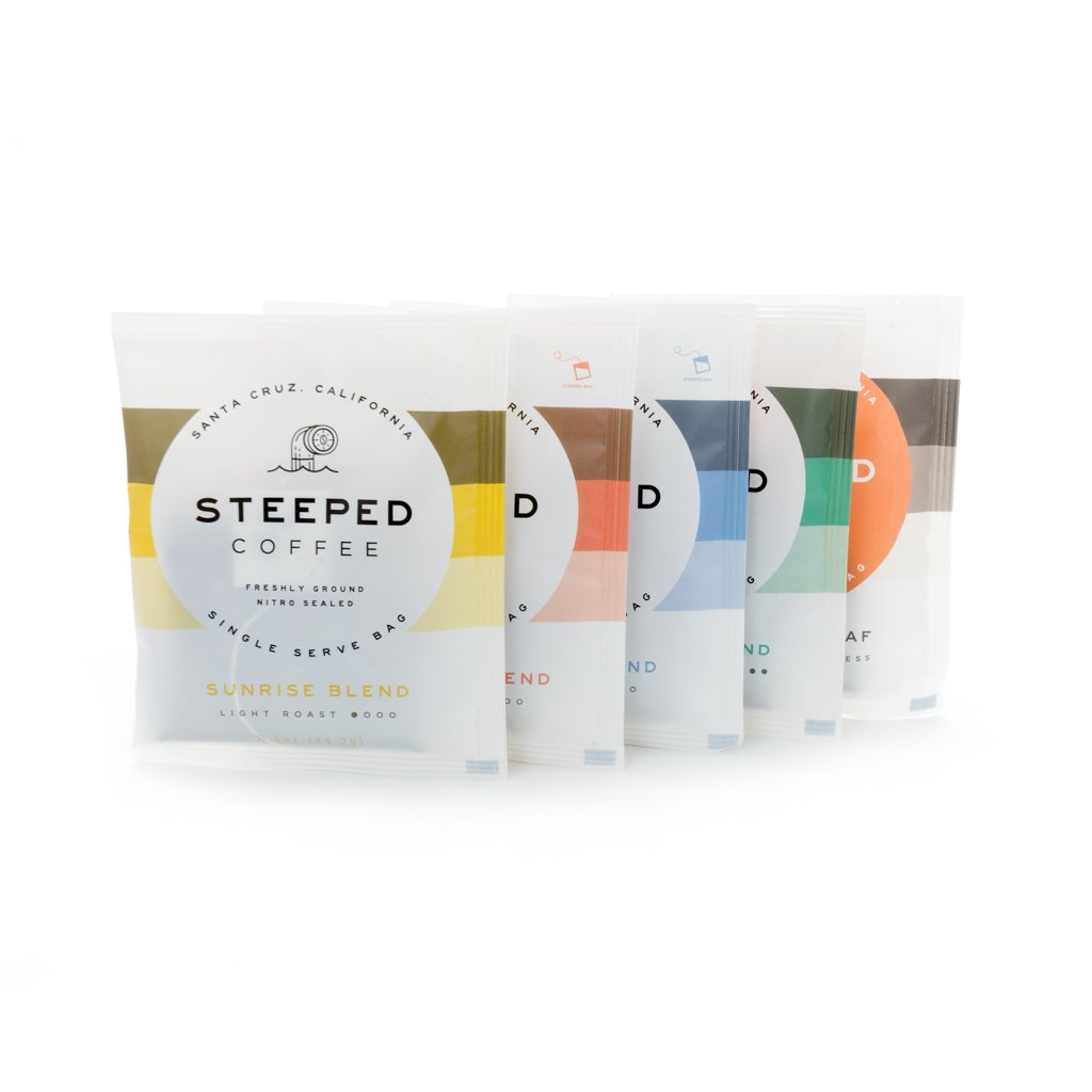 Steeped Coffee gives back to front line workers