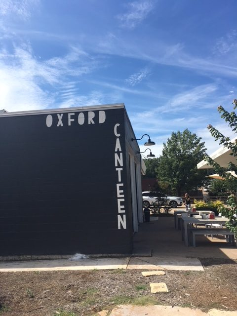 oxford canteen