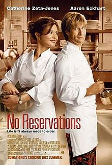 No Reservations movie