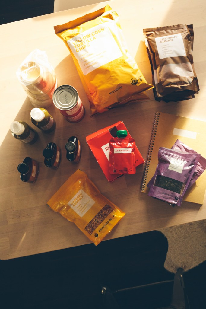 What $50 can buy you at Brandless, the $3 online grocery