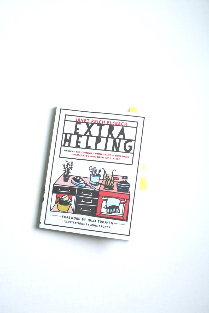 Janet Reich Elsbach's 'Extra Helping' Is As Thoughtful As It Teaches Readers to Be