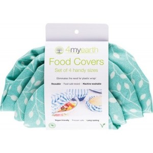 4MyEarth Food Covers, 4pk