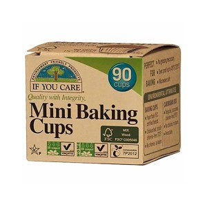 If You Care Mini Baking Cups, 90pk