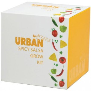 Urban Greens Spicy Salsa Kit