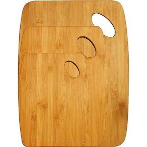 Neoflam Bamboo Cutting Boards, 3 pack