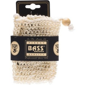 Bass Sisal Body Soap Pouch