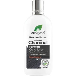 Dr Organic Activated Charcoal Purifying Conditioner, 265mL