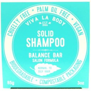 Viva La Body Solid Shampoo Balance Bar 85g