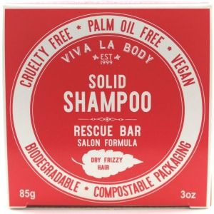 Viva La Body Solid Shampoo Rescue Bar 85g