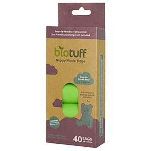 Biotuff Nappy Waste Bags