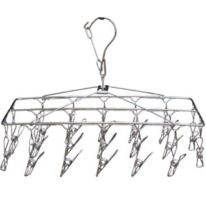Wire Pegs Stainless Steel Sock Hanger Peg