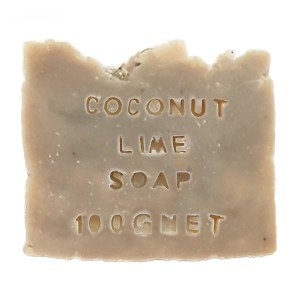 Reviresco Coconut Lime Soap Bar