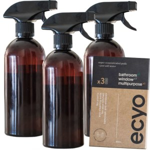 Ecyo Concentrated Cleaning Pods Starter Kit
