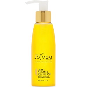The Jojoba Company Activating Cleansing Oil