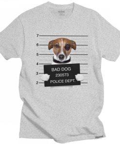 T-shirt Bad Dog