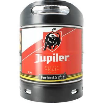 Jupiler fust 6 L