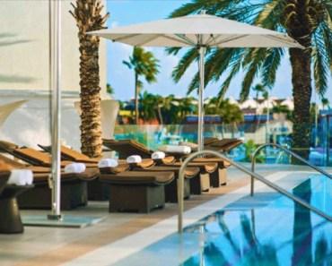 Aruba zwembad