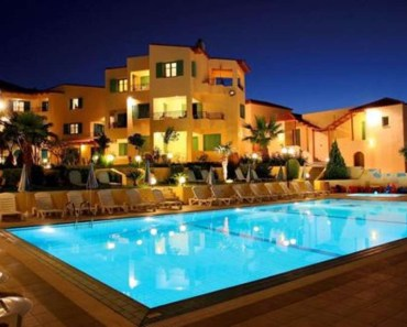 Appartement Sylvia Chersonissos Zwembad