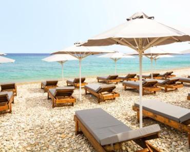 Vakantie Samos Privéstrand