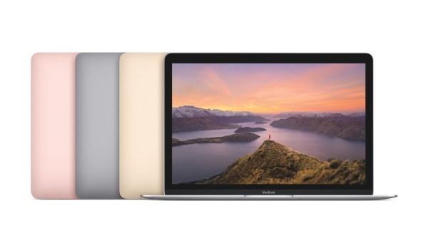 macbook rosegoud
