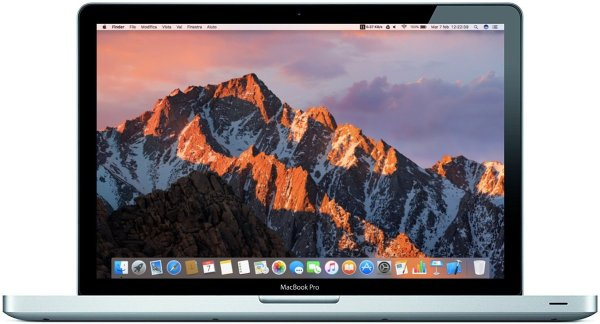 Apple Macbook Pro | Core i5 | 4GB | 500GB | MacOS High Siera
