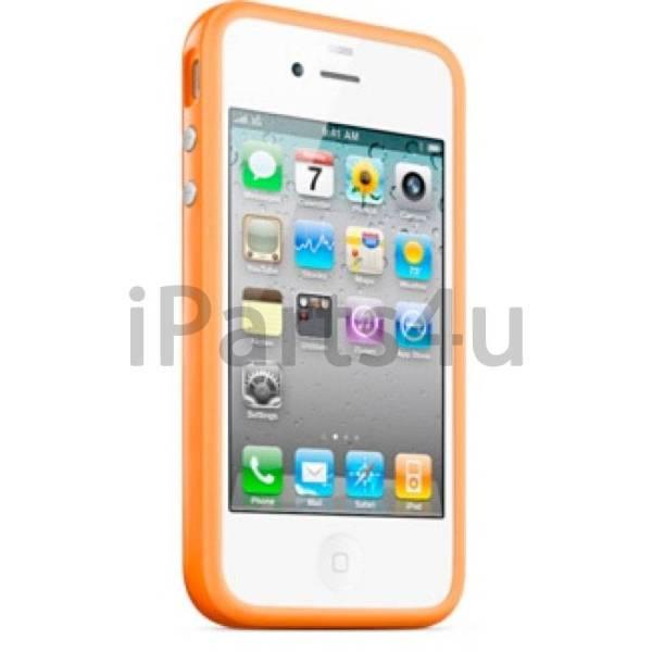 Bumper iPhone 4S&4 Oranje