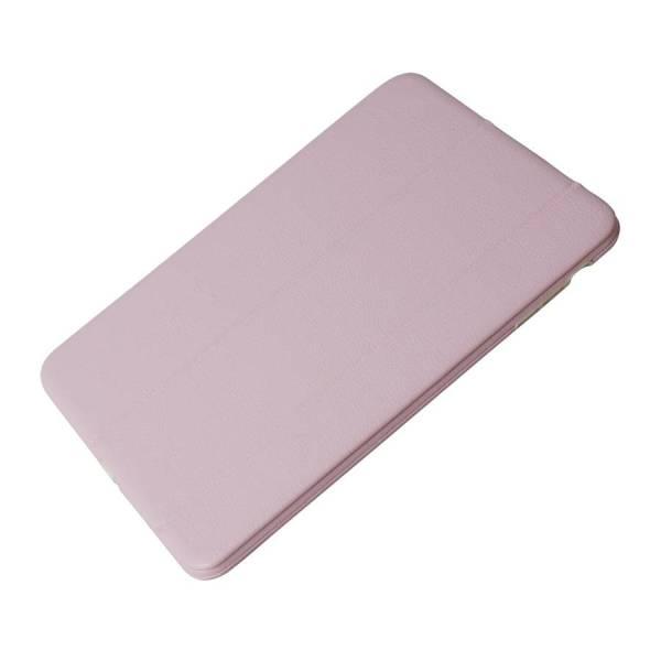 Luxe Smartcase iPad Mini 1&2 Roze Leer