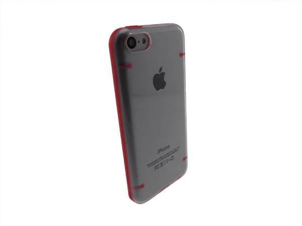 Bumper case iPhone 5C hoesje Rood