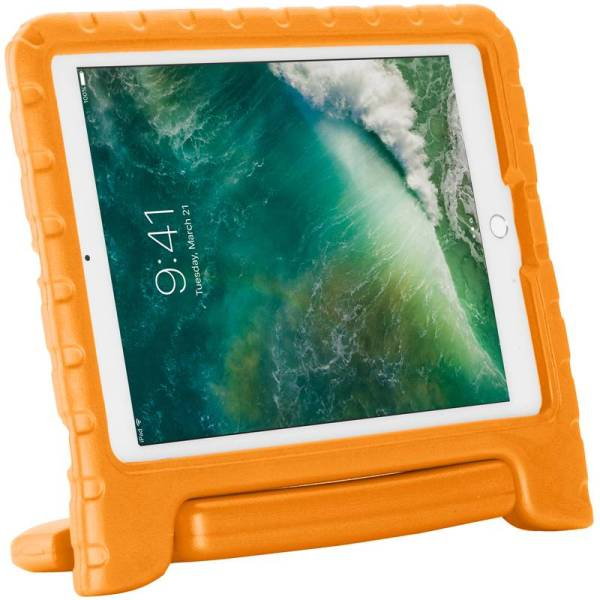 Kinderhoes iPad (2017) oranje kidscover