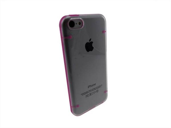 Bumper case iPhone 5C hoesje Paars