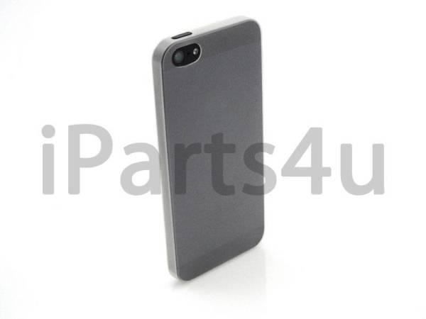 Ultra dunne premium Backcover Case iPhone 5/5S Wit