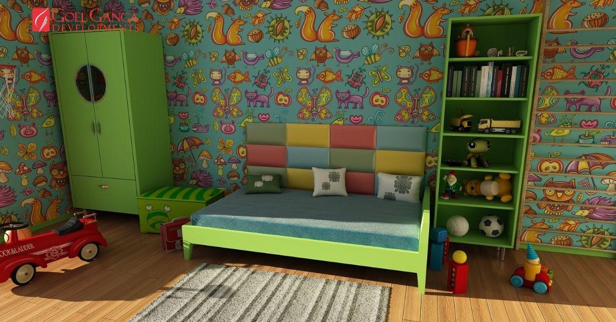Kid's Room Decoration