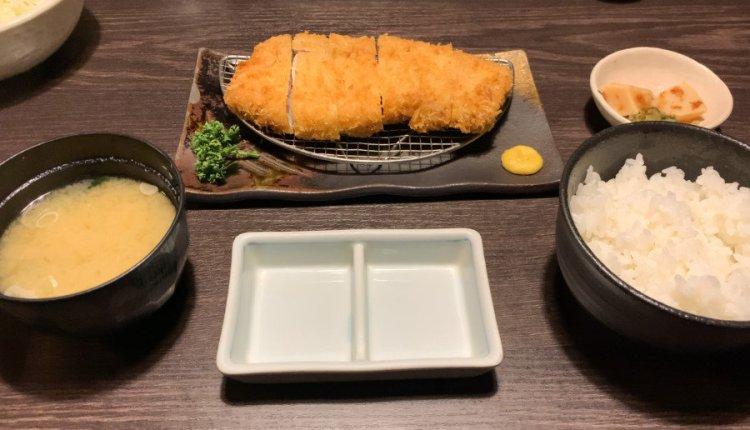 特選ロースかつ膳 - イマカツ 六本木店
