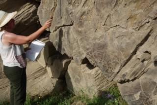 フォス・コアの岩絵遺跡