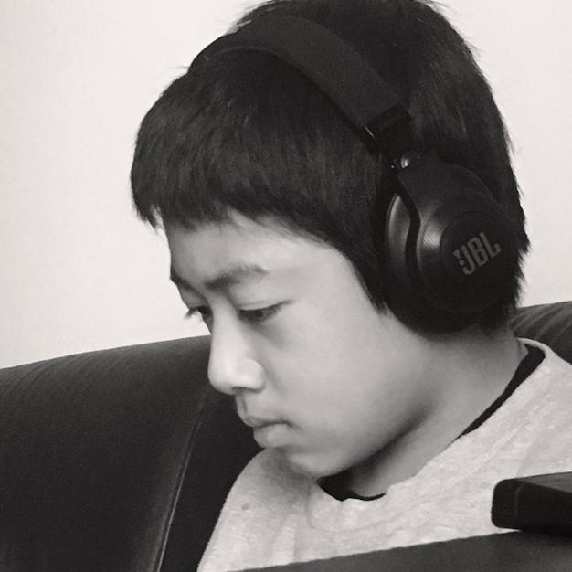 Boyuan Li, 12 ans
